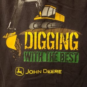 John Deere Shirts & Tops - Size 4 boys John Deere top